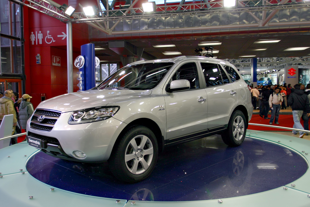 Hyundai Motor Company Announces Price Of Santa Fe Sport Auto Business