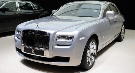Rolls Royce To Develop Coupe Version Of Ghost Sedan Auto