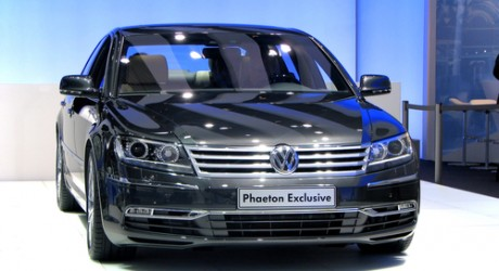 Volkswagen To Launch New Phaeton In Us Auto Business